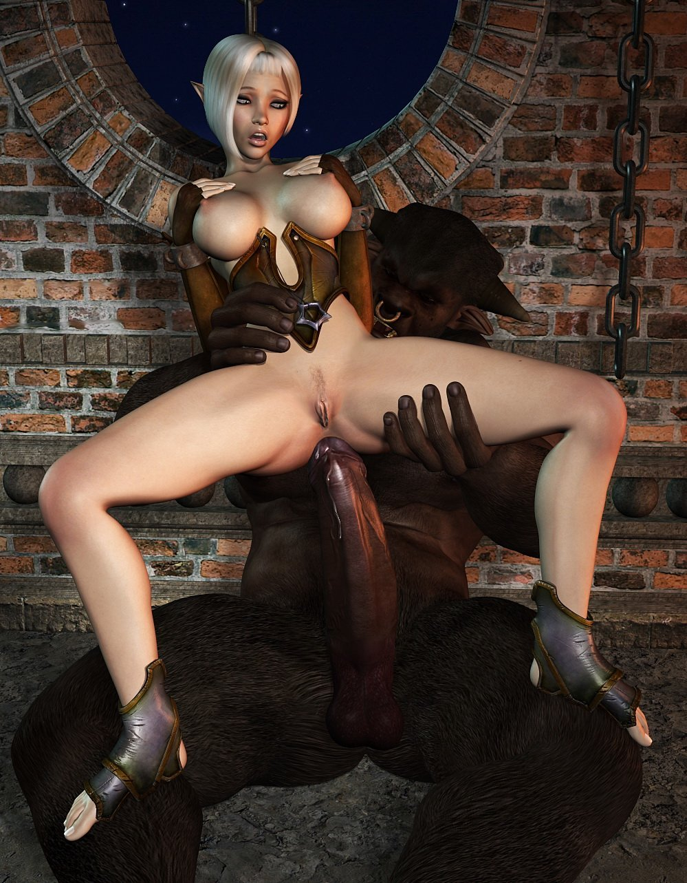 Cosplay demon fuck photo erotic scenes